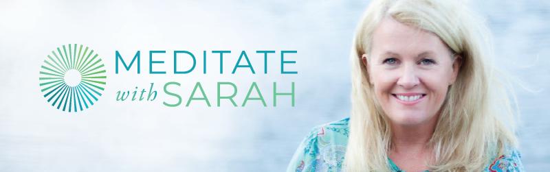 Meditation Coaching w Hay House Author Sarah McLean
