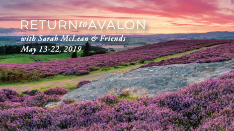 Return to Avalon Tour of the UK with Sarah McLean